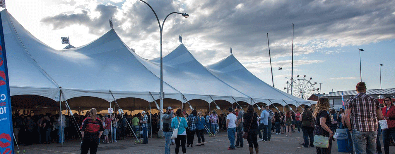 We are seller of Event Tents