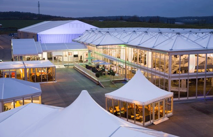 Meet Premier Event Tent Seller