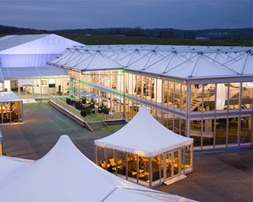 Corporate Event Tents by Event Tent