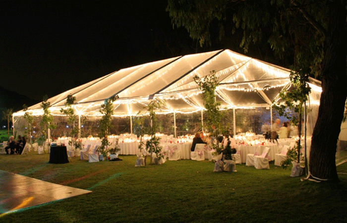 Large Event Tent, Size 4m X 4m